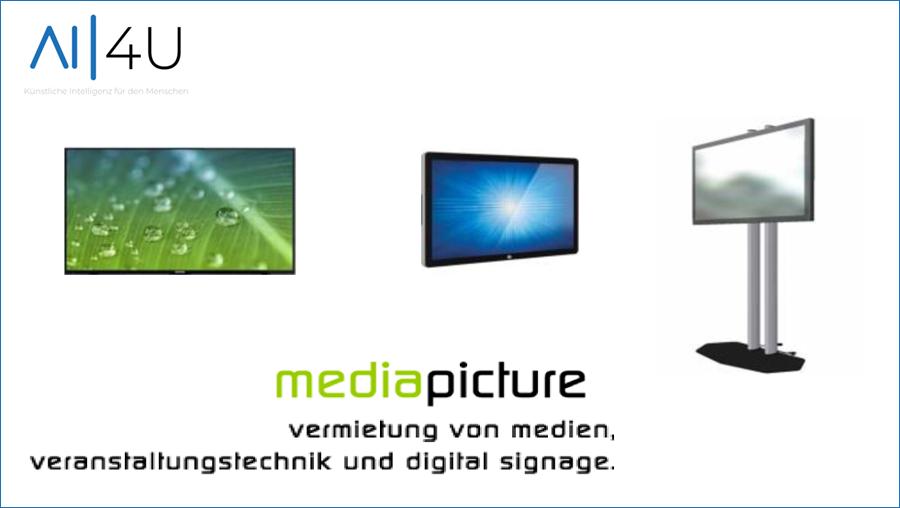 Medientechnik & Mietequipment